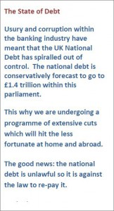 sTATE OF DEBT